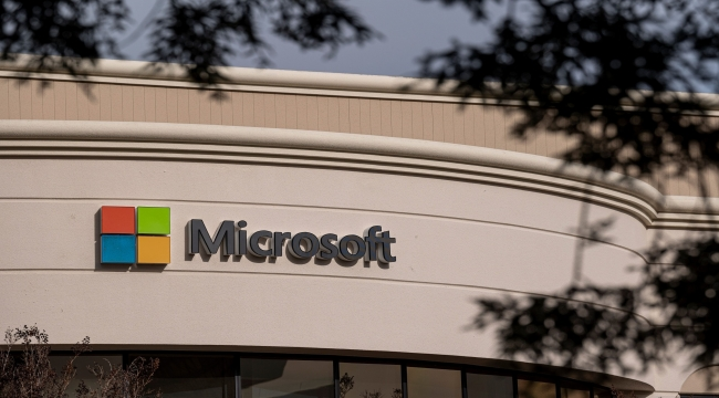 Microsoft joins Apple in the $2 trillion club, briefly