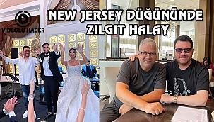 New Jersey'de Düğün Sezonu Açıldı