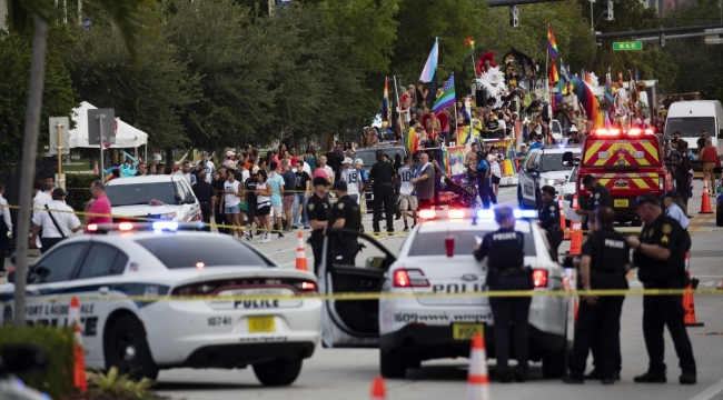 Officials say deadly Pride parade crash was not intentional