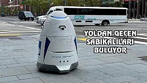 San Francisco Sokaklarında Robot Devriyeler