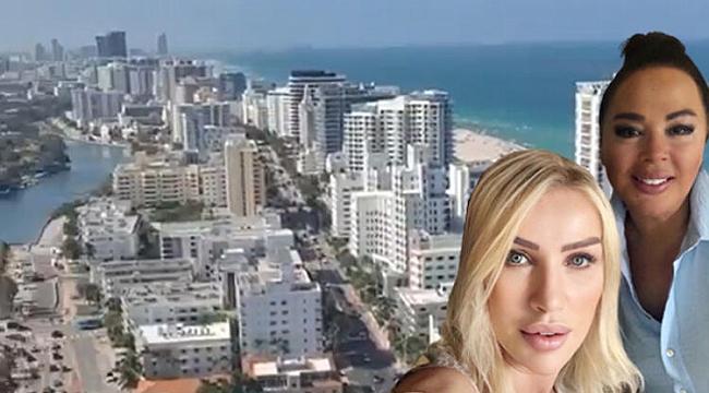 Seda Sayan'ın Miami'deki Dairesi...
