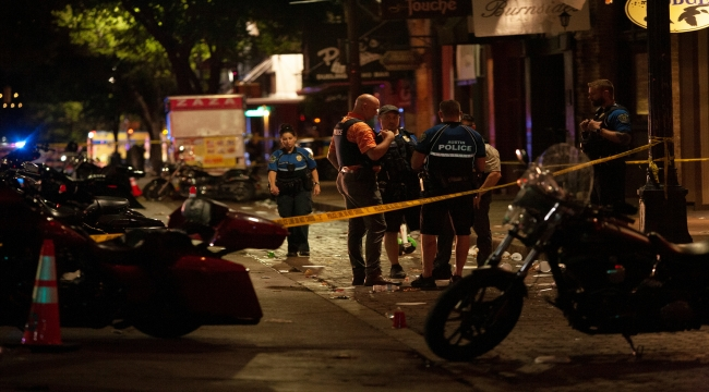 Texas: At least 13 wounded in downtown Austin shooting