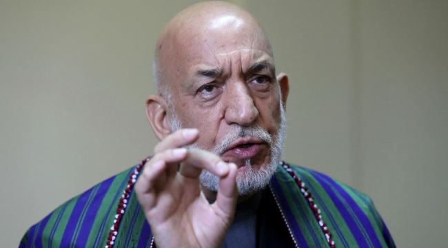 'Total disgrace': Mission to Afghanistan was a failure, former leader says