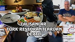 Amerika'da Türk Lokantaların Gözü Bahşişlerde