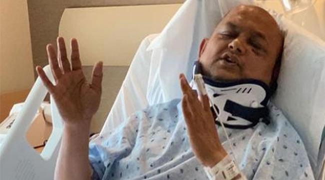 Atlantic City'de Müslüman Vekile Saldırı