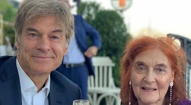 Dr. Mehmet Öz'ün Anne Ziyareti Duygulandırdı