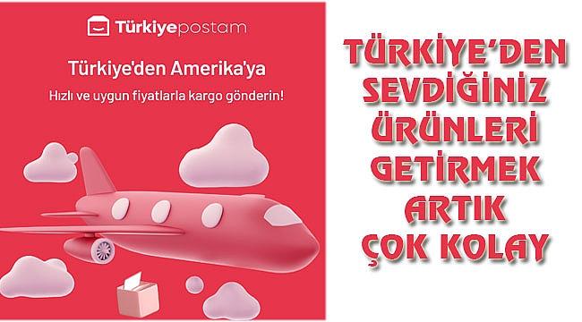 Türkiye'den Amerika'ya Kargonun Çok Kolay Yolu