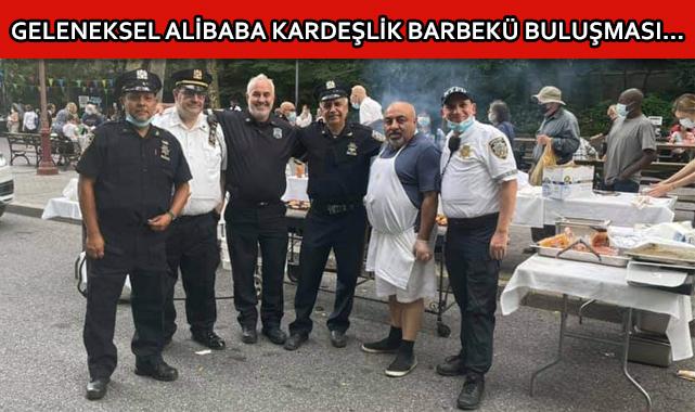 Ali Baba'dan 'Şiddete Karşı' Barbekü Partisi