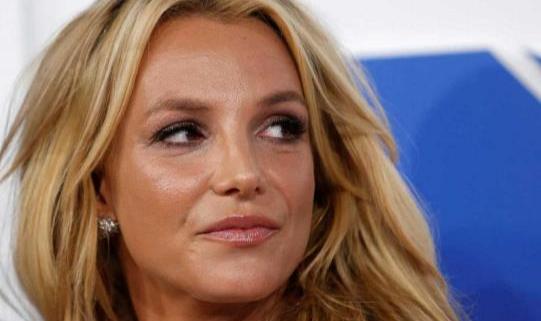 Britney Spears'dan
