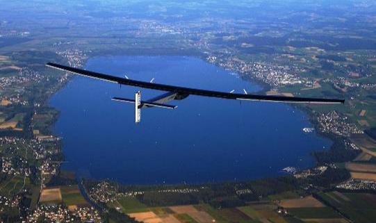 Bu da Güneş Enerjili Pilotsuz Uçak