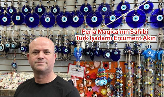 New Jersey'de Hediyelik Eşya Adresi Perla Magica