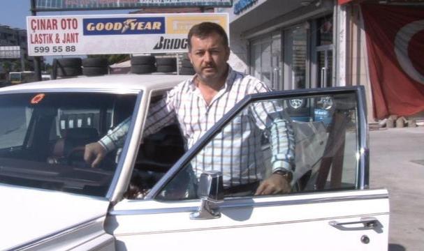 İstanbul'da Aracının İlk Amerikalı Sahibiyle Karşılaştı