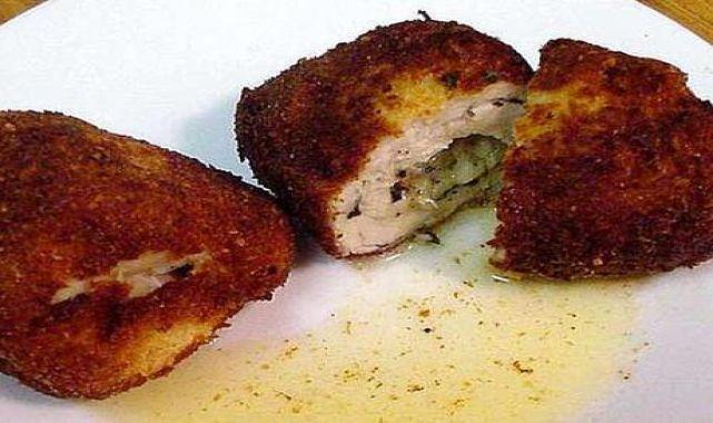 Kievski tavuk nasıl yapılır? İşte, kievski tavuk malzemeleri ve yapılışı