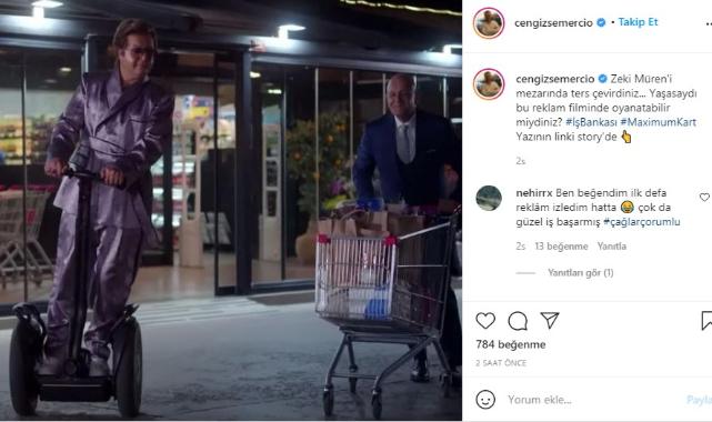 Sosyal Medya Çağlar Çorumlu'yu Bombardımana Tuttu