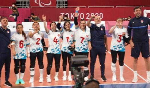 Türk Sporcular ABD'yi Sollayıp Altın Madalya Kazandı