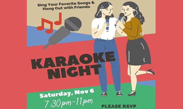 Boston'da Karaoke Partisine Davetlisiniz...