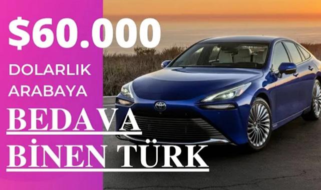 'Gelecek'in Otomobili Toyota Mirai