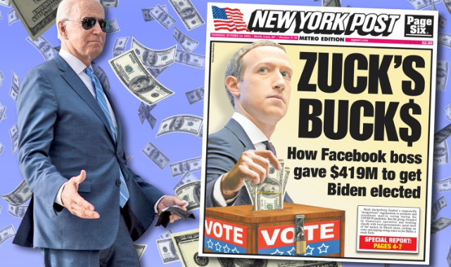 Mark, 2020 Seçimlerine Neden 419 Milyon Verdi?