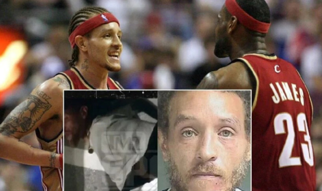NBA Oyuncusu Delonte West Gözaltında
