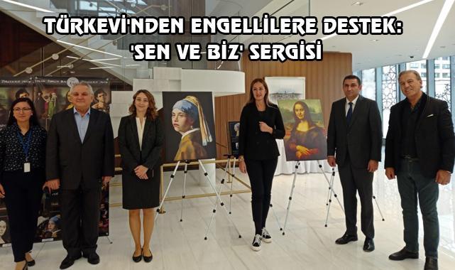 NY Türkevi'nde 'Down Sendromlu Mona Lisa'