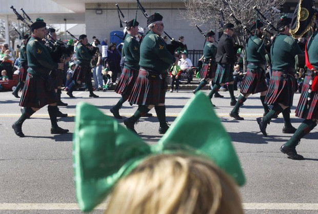 St. Patrick's Day parades in N.J.: A complete guide for 2018