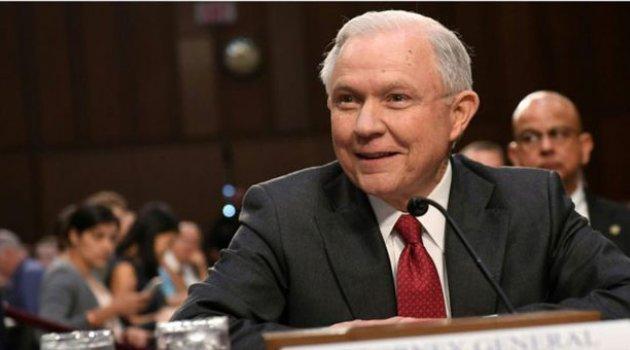 ABD Adalet Bakanı  gizli toplantı iddiasını reddetti