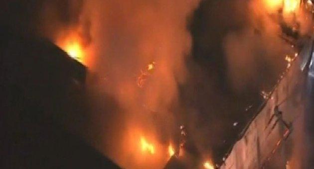 ABD'de Quba İslam Enstitüsü'nde yangın