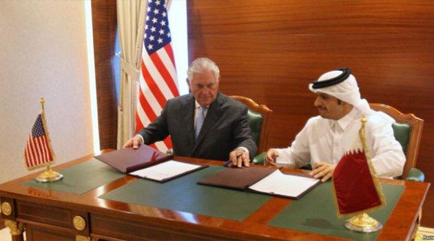 ABD İle Katar Arasında Terör Anlaşması