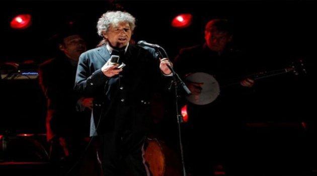 ABD'li Dylan'dan Nobel Konuşması