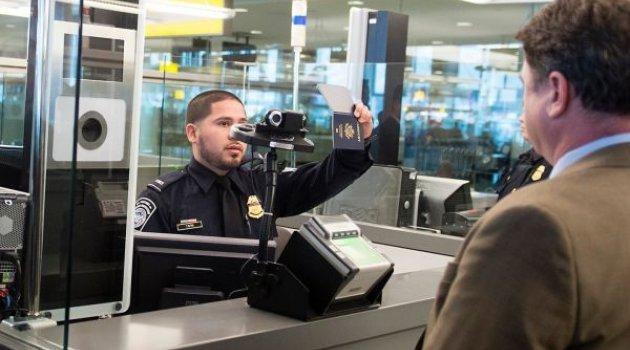 ABD Polisi Sizi Airportta Sorguluyorsa!