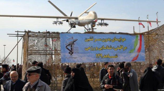 ABD Suriye'de İnsansız Hava Aracı Düşürdü