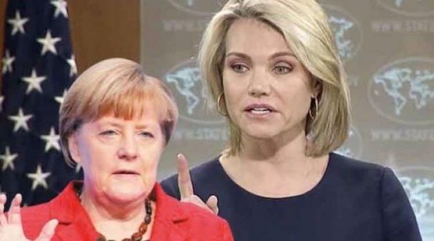 ABD ve Almanya'nın Türkiye telaşı