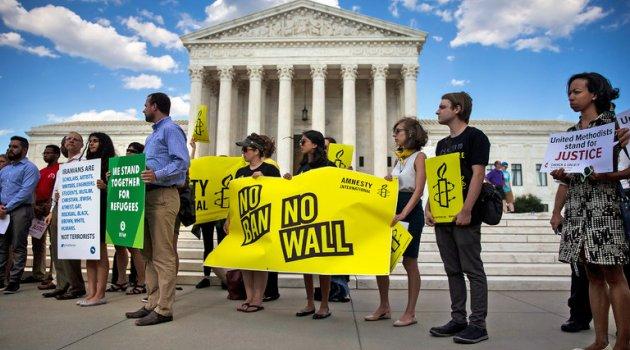 ABD'nin Vize Yasağı Kimleri Kapsıyor?
