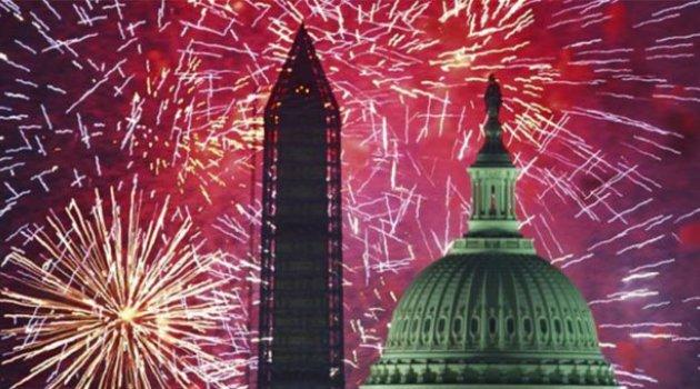 Amerika'da 4 Temmuz Bağımsızlık Günü