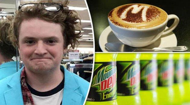 Amerikalı Genç Fazla Kafeinden Öldü