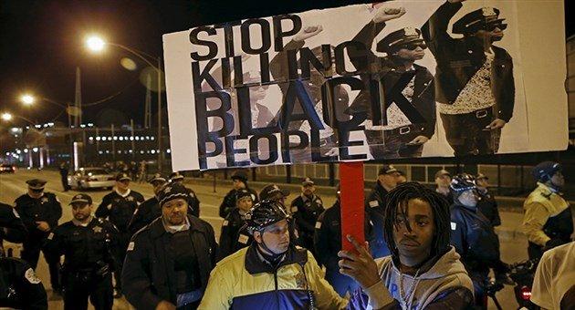 Amerikan Polisinin Şiddet Kültürü