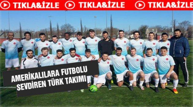 Amerika'nın Türk Futbol Takımı: USTA