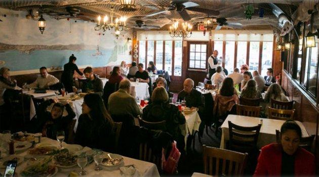 Brooklyn'de Türk Balık Evi: Liman Restorant