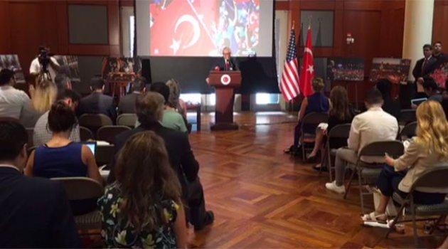 Büyükelçi Serdar Kılıç 15 Temmuz'u Anlattı