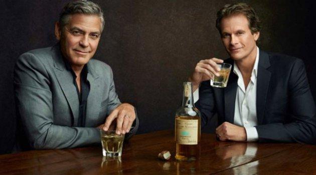 Clooney tekila şirketini 1 milyar dolara sattı