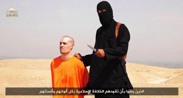 IŞİD Foley'in cesedini 1 milyon dolara satışa çıkardı