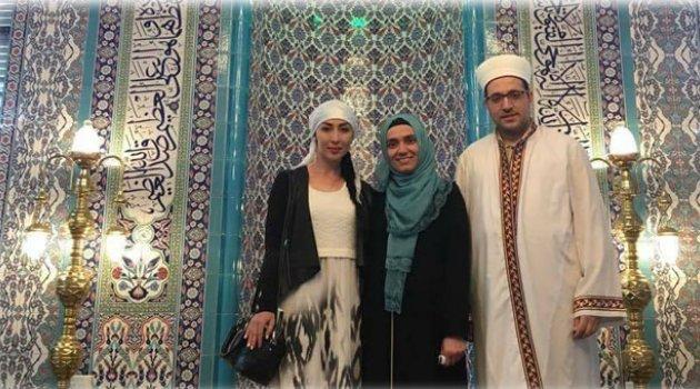 Jasmine Kudaibergen Müslüman oldu