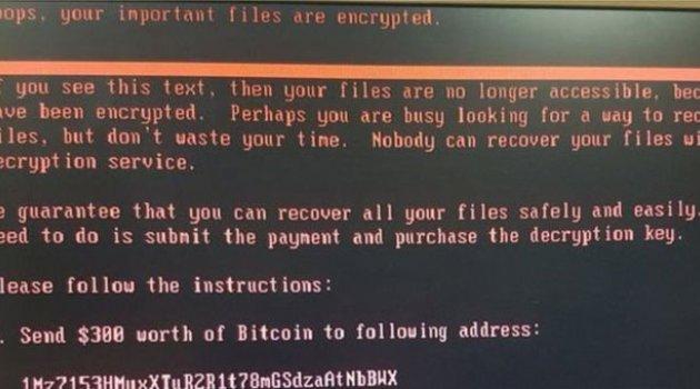 Küresel çapta siber saldırılar birçok şirketi etkiledi