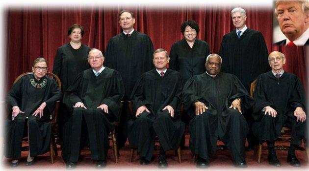 Mahkeme Vize Yasağını Kabul Etti