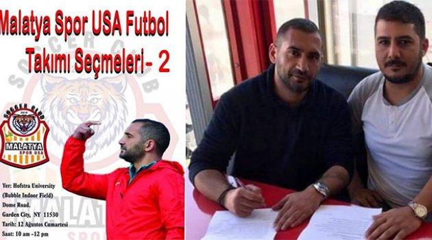 Malatya USA Genç Futbolcu Yetiştiriyor