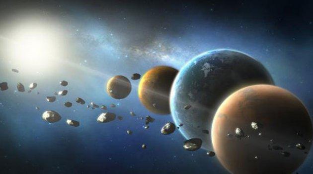 NASA Uzayda Yaşamı Keşfetme Eşiğinde