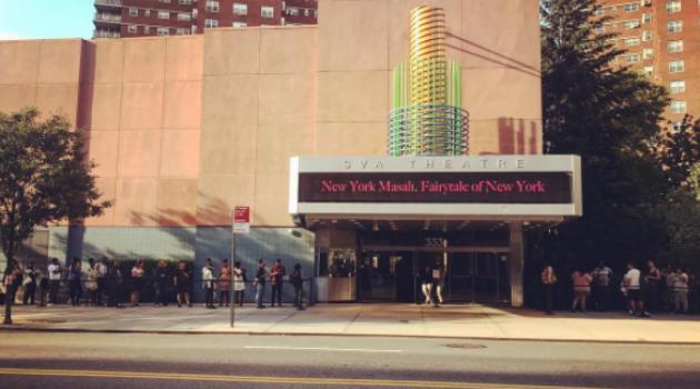 New York Masalı Amerika'da Gösterime Girdi