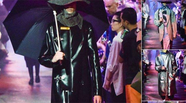 New York Moda Haftasında Bıçak Sırtı