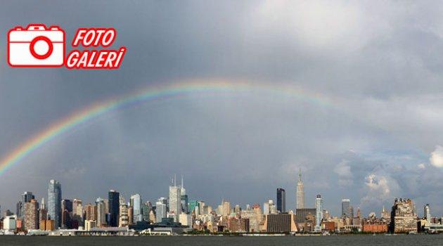 New York ve Çevresinde Gökkuşağı