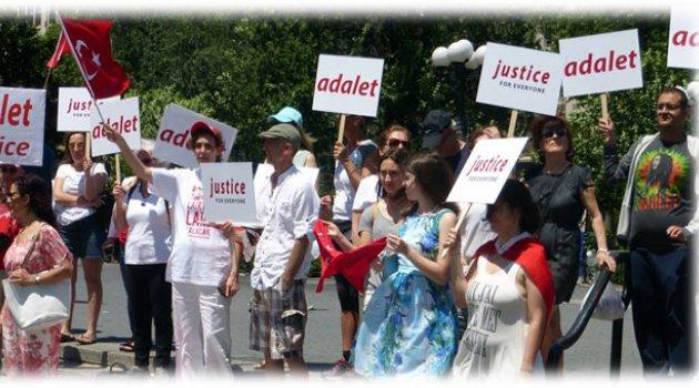 New York'ta Adalet Yürüyüşü